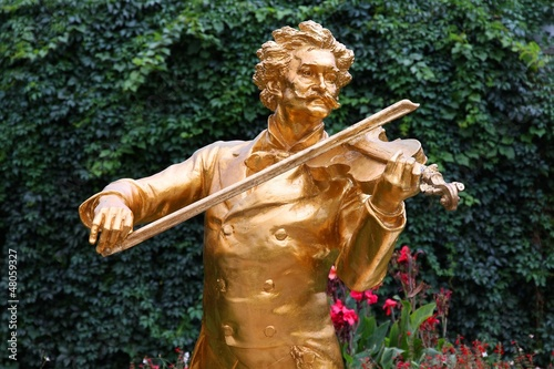Vienna - Johann Strauss