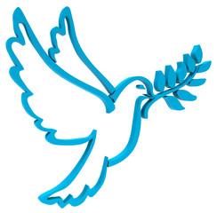 Die Friedenstaube