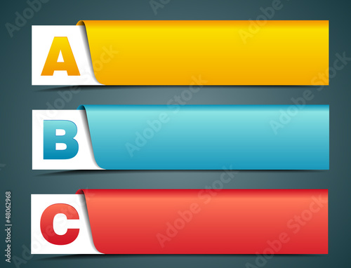 options banner
