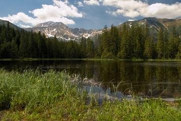 Pond Smreczyński, Tatra Mountains, Poland