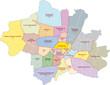 München Stadtbezirke