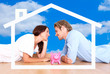 sparen für traumhaus