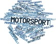 Word cloud for Motorsport