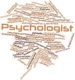 Word cloud for Psychologist