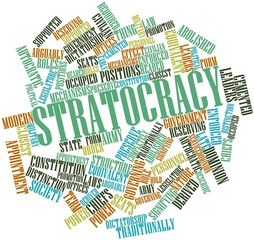 Word cloud for Stratocracy