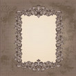Vintage frame for your design