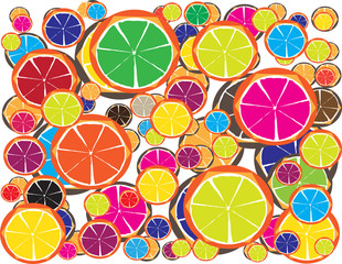 Colorful Lemon Juice for Diet with Your Fitness Style