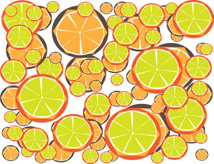Multicolor Lemon Juice for Diet with Your Fitness Style