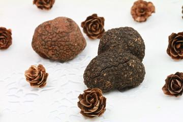 truffes noires des alpes