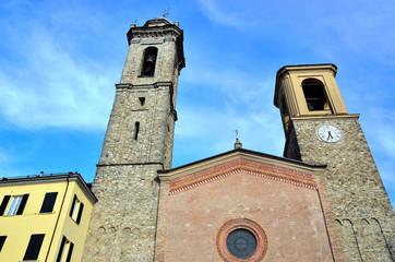 cattedrale di Bobbio, Emilia Romagna