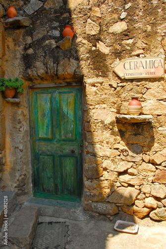 Papiers peints Mur Pigna, Haute-Corse
