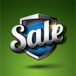 Sale on shield