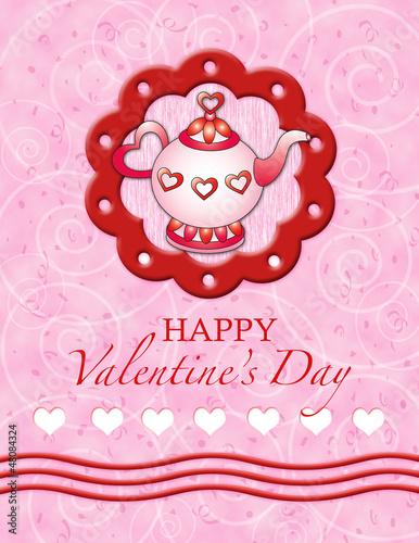 Valentine Teapot 3