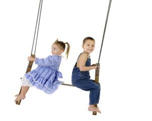 Antique Swinging