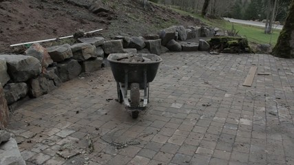 Outdoor Living Space Construction