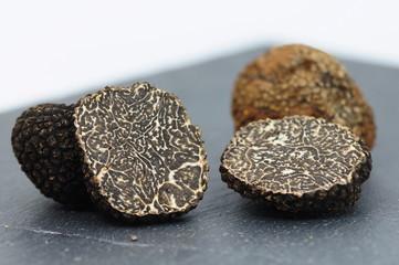 tranche de truffe