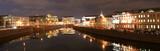 Fototapeta panorama - Moskwa - Przystań