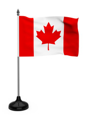Canada Flag with stand