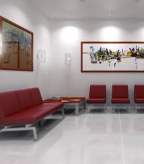 Waiting Area III