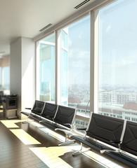 Penthouse Office Lounge