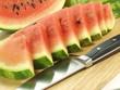 Watermelon in slices