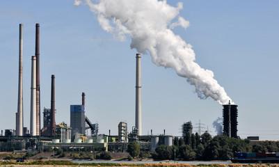 Industrie in NRW. Deutschland
