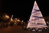 Fototapety Lumières de Noël