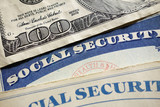 Social Security cards poster