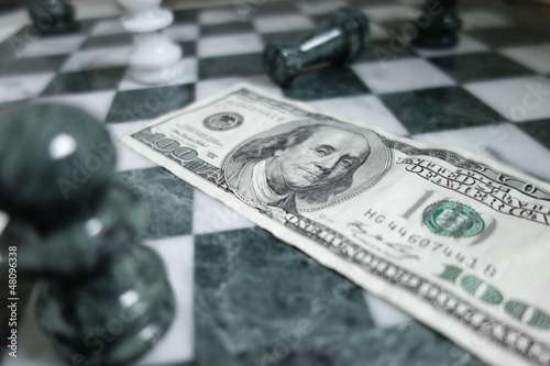 Money chess