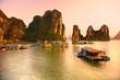 Fototapeten,vietnam,see,landschaft,bellen