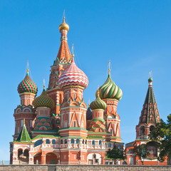 Intercession Cathedral on Red Square, Moscow