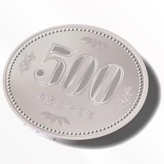 500円 五百円 金 コイン 硬貨