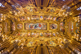 Fototapety Paris: Opera Garnier's beautiful ceiling