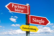 Partnerbörse oder Single?