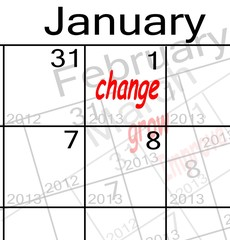 new year - new changes!