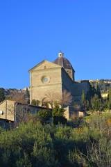 Cortona - Chiesa di Santa Maria delle Grazie o del Calcinaio