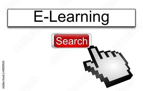 Internet search E-Learning