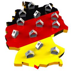 Deutschland Orte