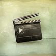 Film maker, old-style