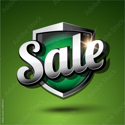 Sale shield green