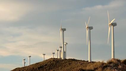 energia renovable molinos de viento