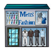 Mens fasion shop