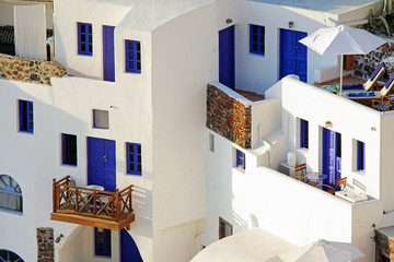 Typical house on the Cyclades