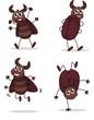 Smiling beetles
