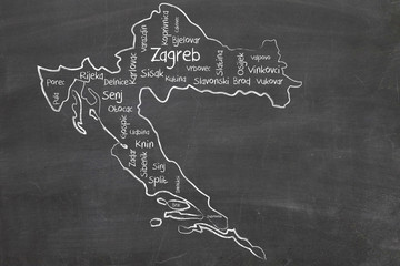 croatia word cloud