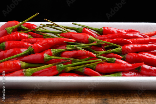 peperoncini piccanti - Vietnam red hot chili pepper