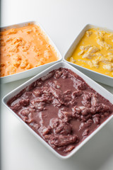 Tiraditos - 3 flavours