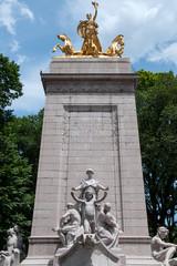 Statue Central Park