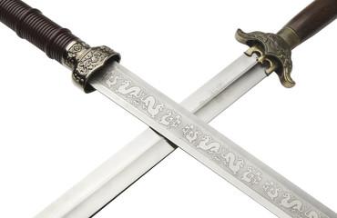Wudang Jian kılıçları