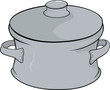Cookware cartoon